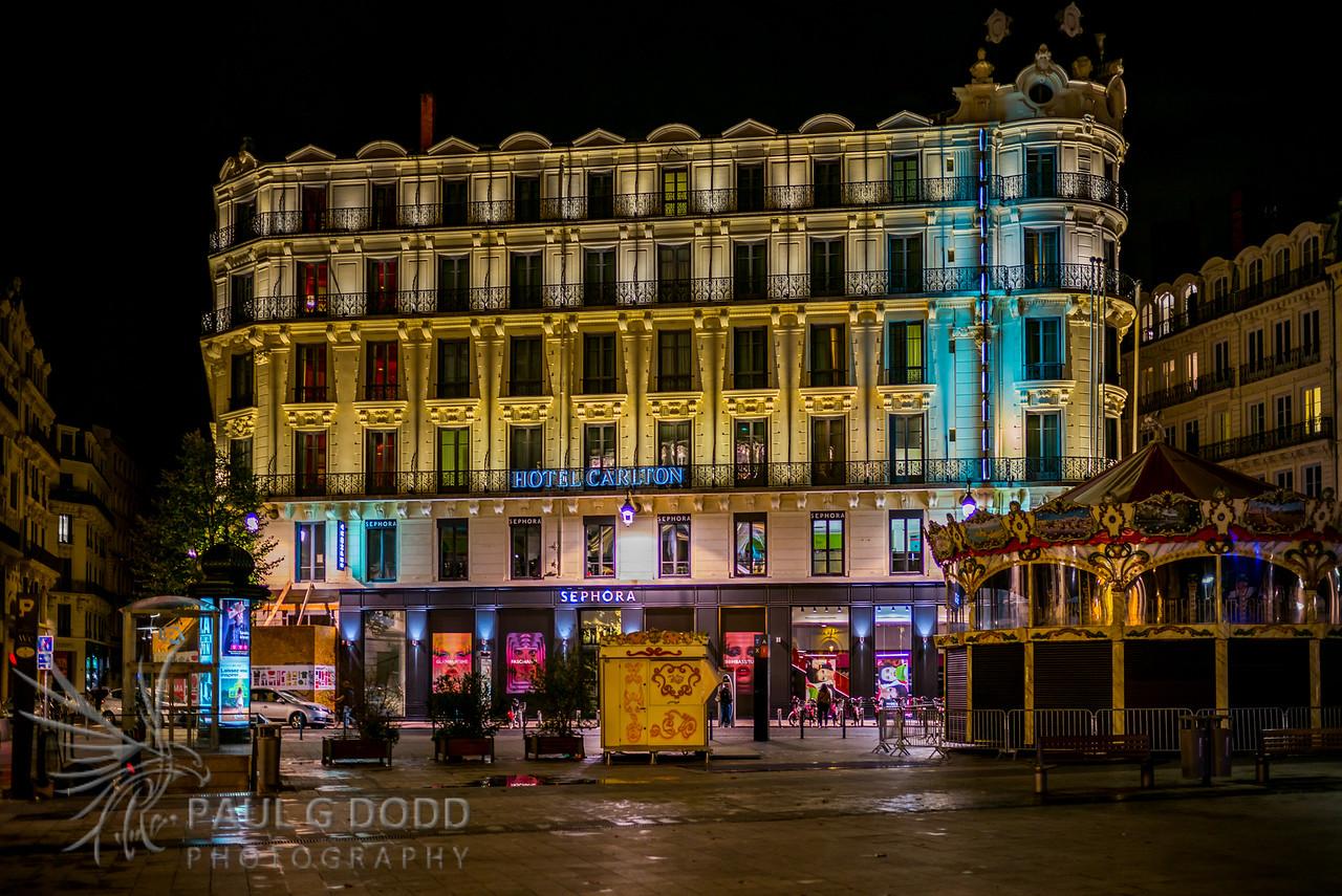 Centre Plaza République, Lyon
