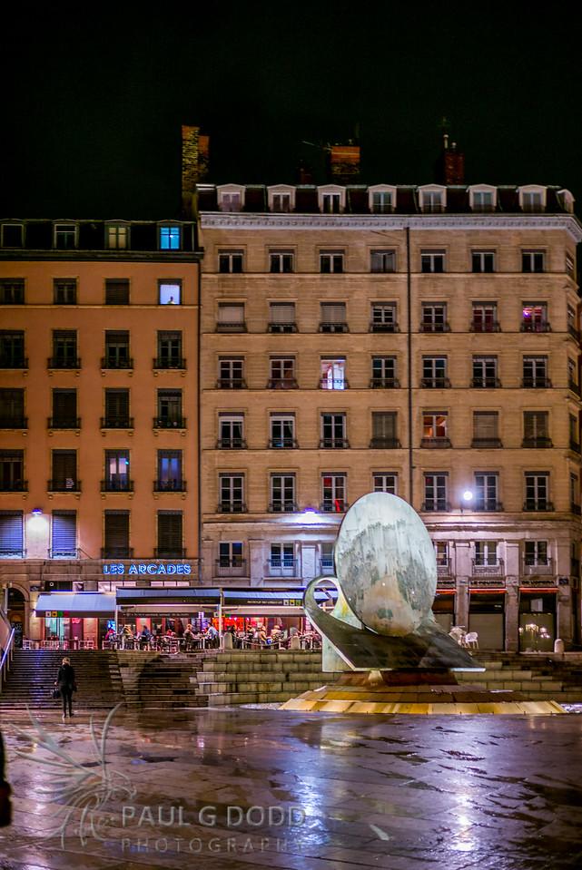 Lyon, Rhône-Alpes