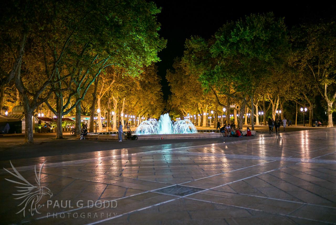 Esplanade Charles-de-Gaulle, Montpellier
