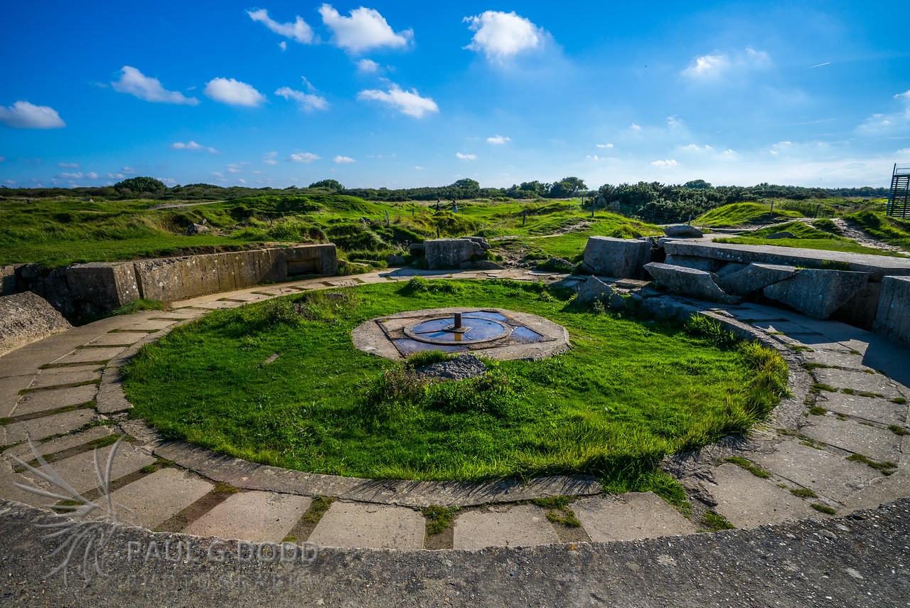 Pointe du Hoc, Normandy