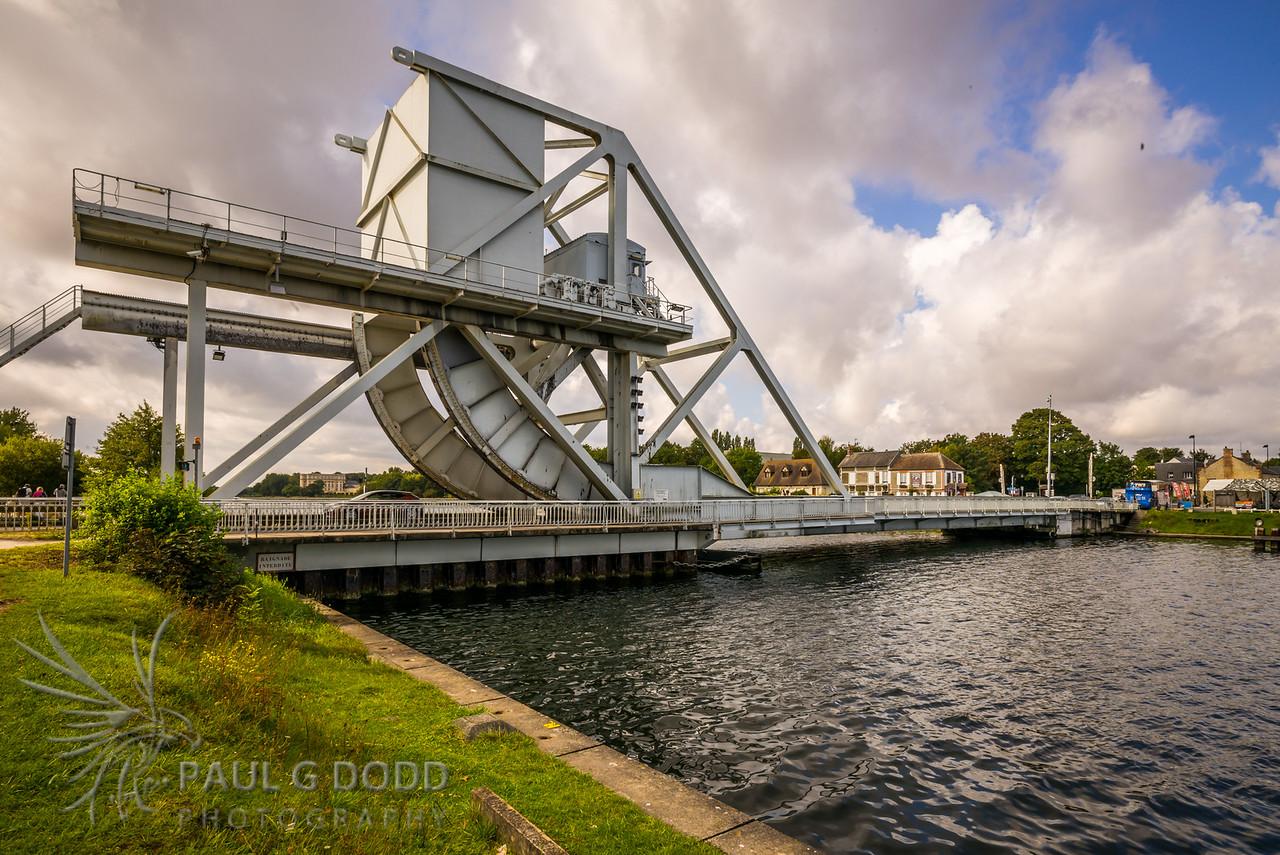 Pegasus Bridge, Bénouville