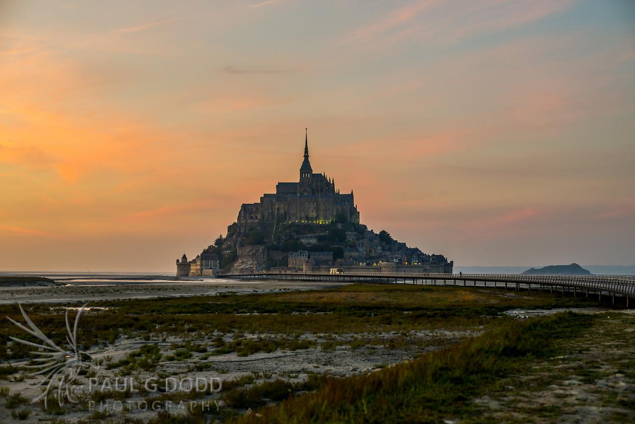 Le Mont-Saint-Michel, Normandy