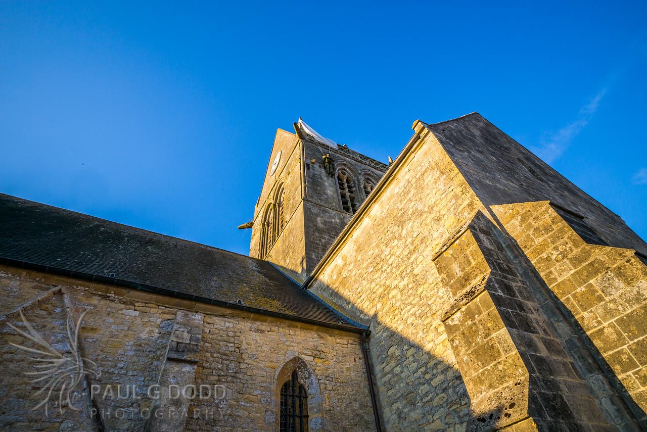 Sainte-Mère-Église, Normandy