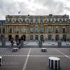 Conseil d'Etat et Colonnes de Buren, Palais-Royal, Paris