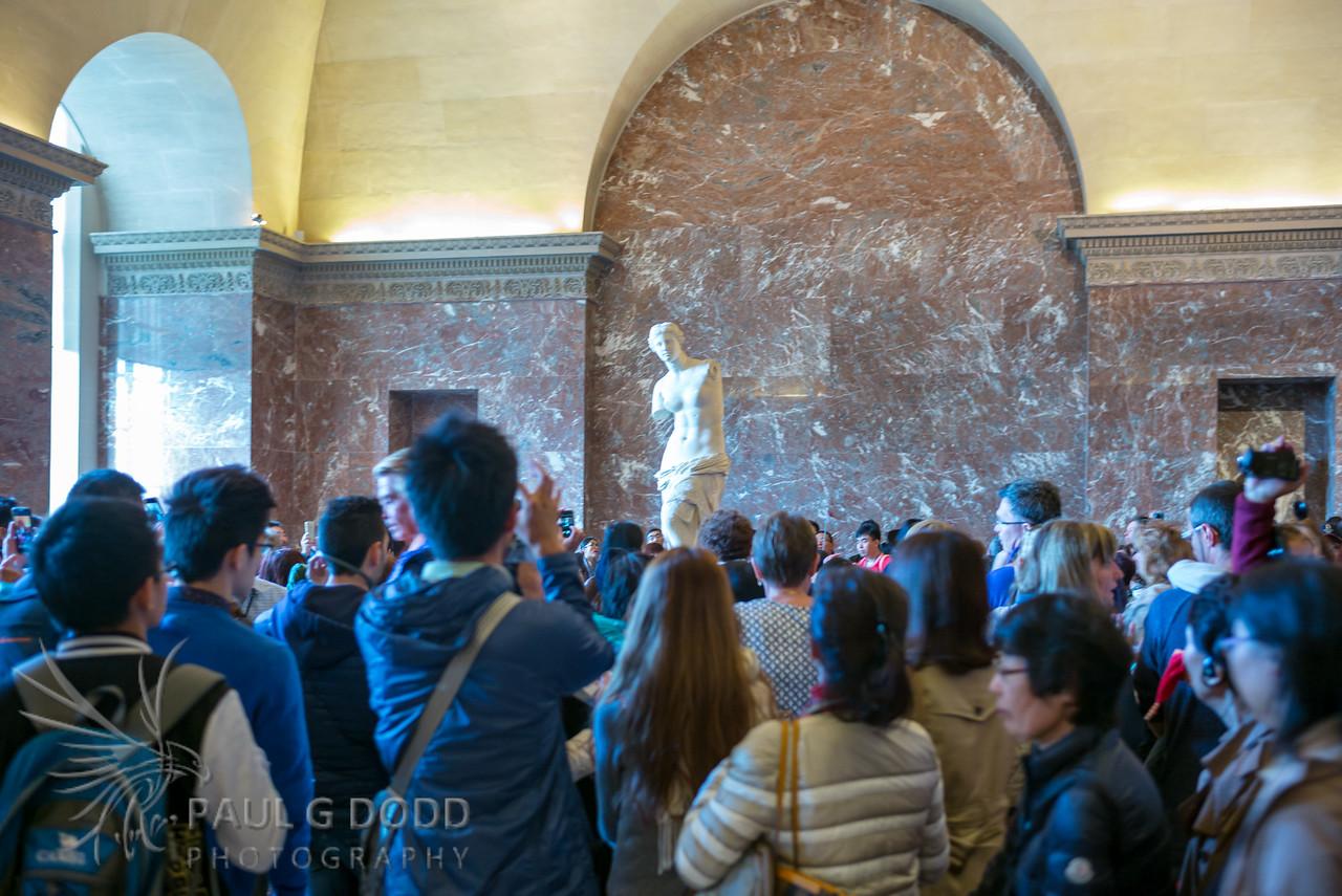 Venus de Milo, Musée du Louvre, Paris