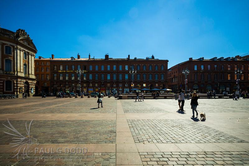 Grand Hôtel de l'Opéra, Toulouse