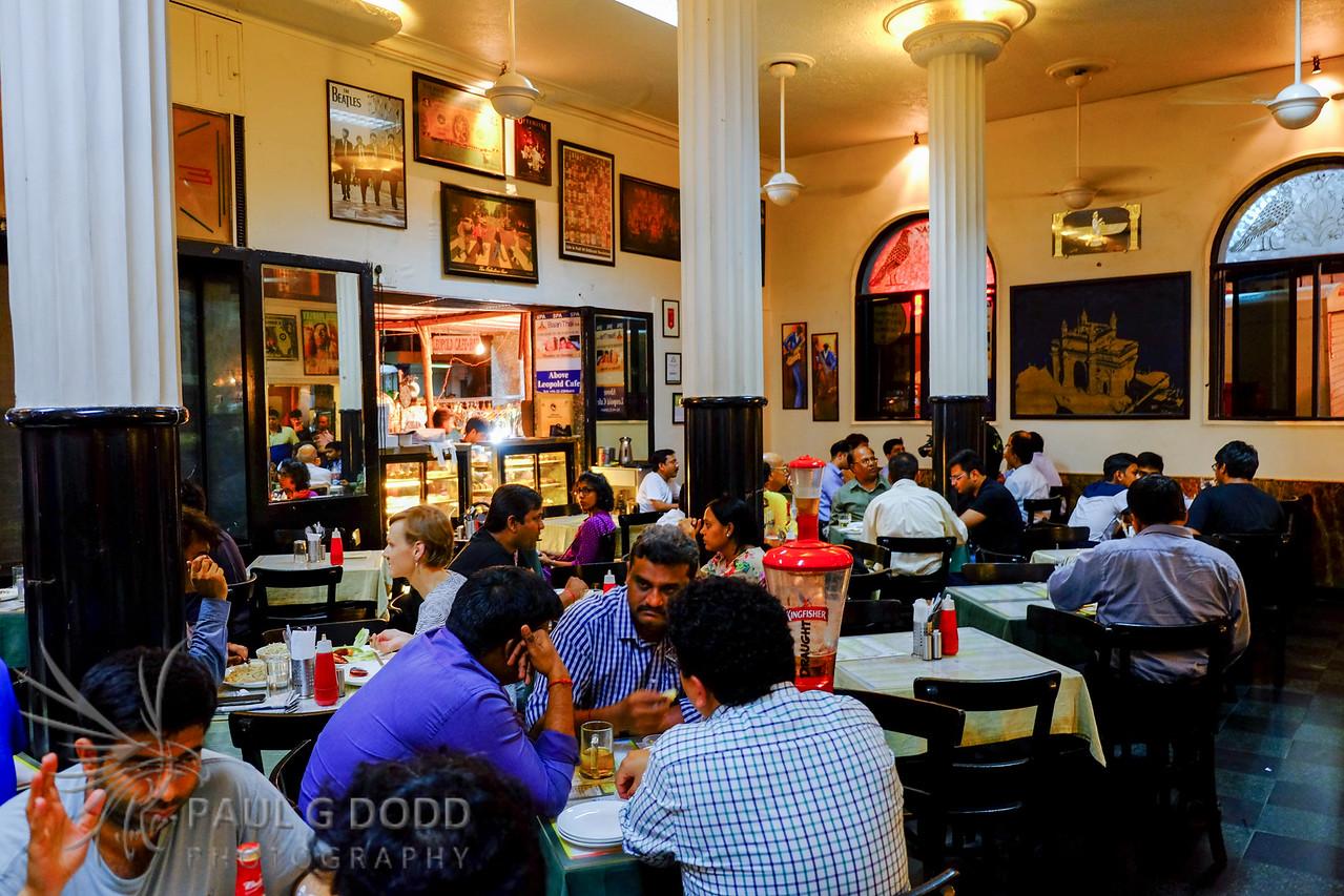 Cafe Lepold, Mumbai