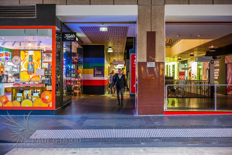 Melbourne Central (La Trobe Street block)