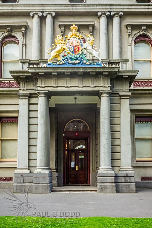 Royal Mint, Mebourne