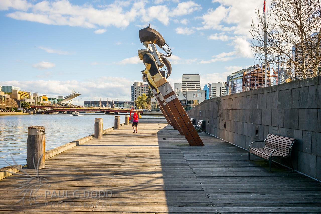 Turning Basin Wharf