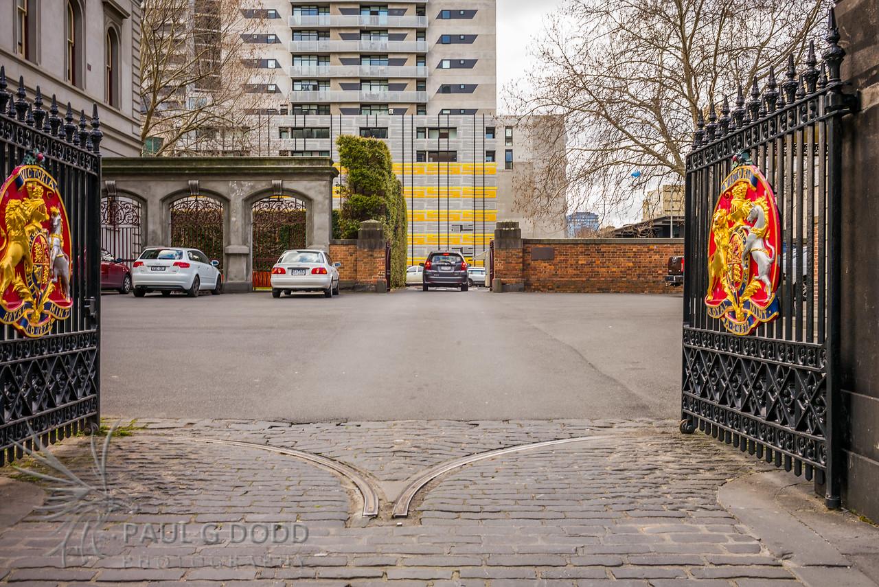 Private Laneway - Royal Mint