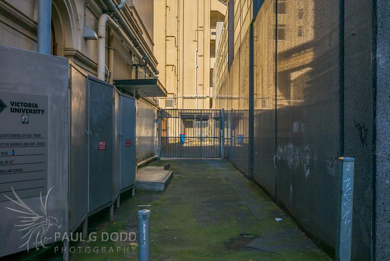Private Laneway - Victoria University (283 Queen Street)