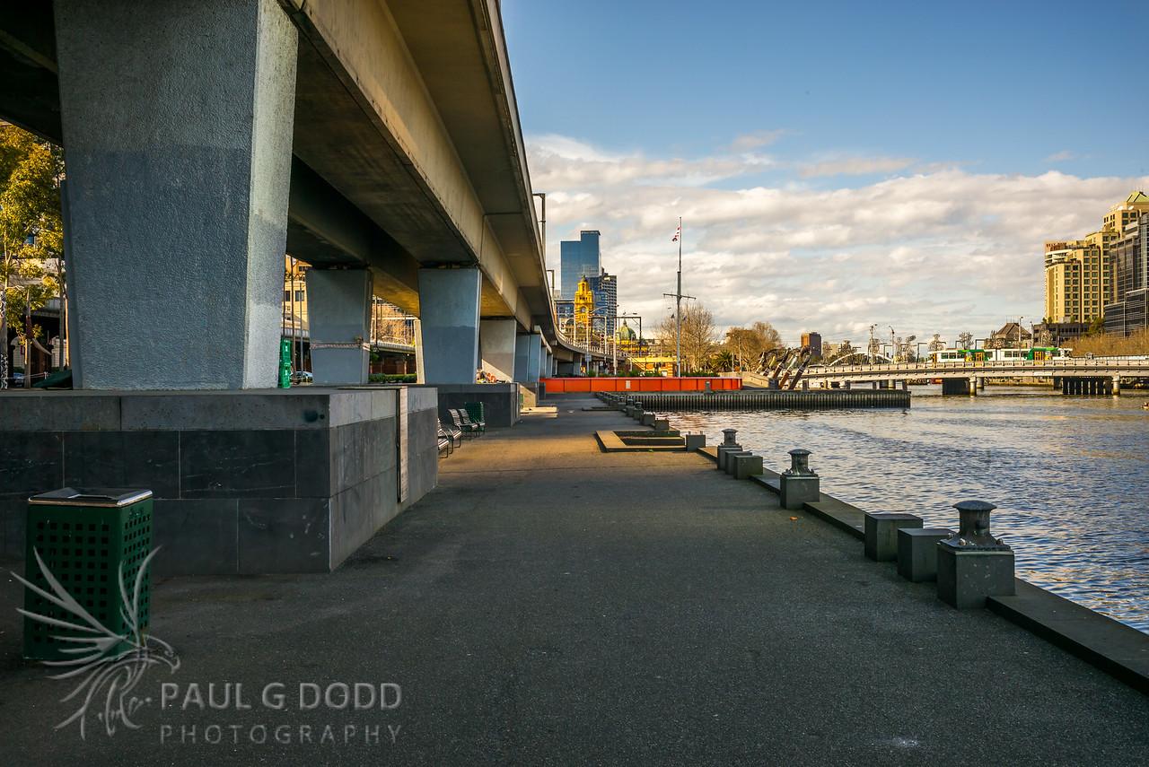 Enterprize Park waterfront