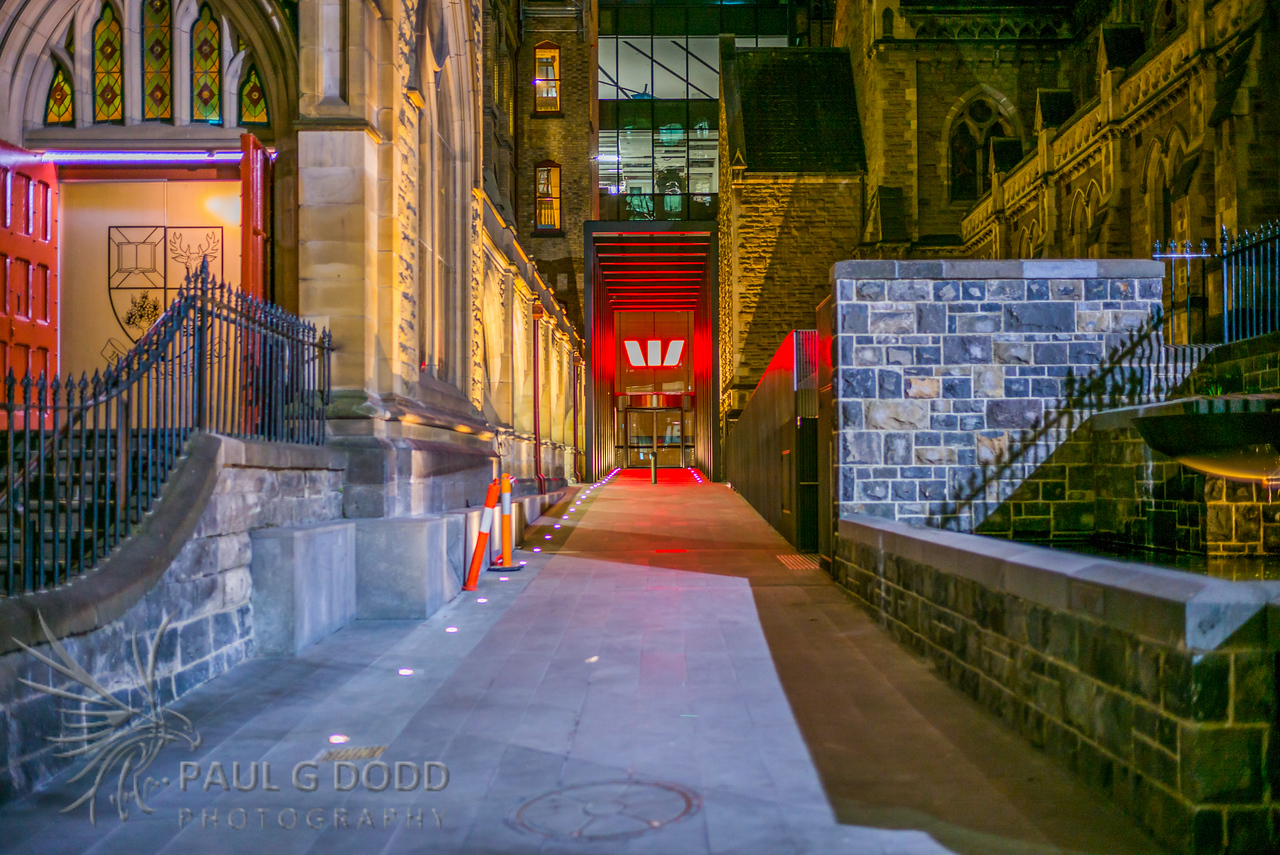 Private Laneway - 150 Collins Street