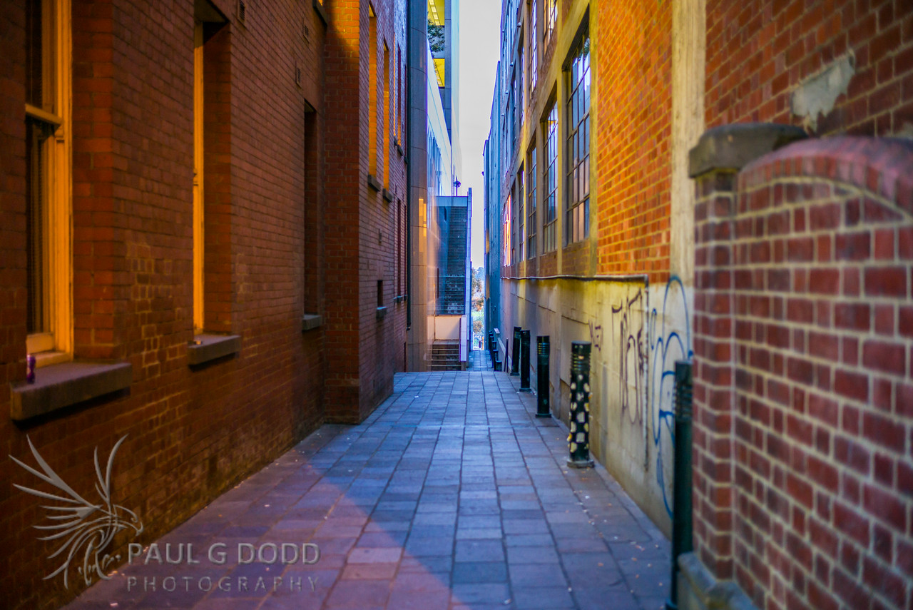 Unnamed Laneway - 1 Spring Street