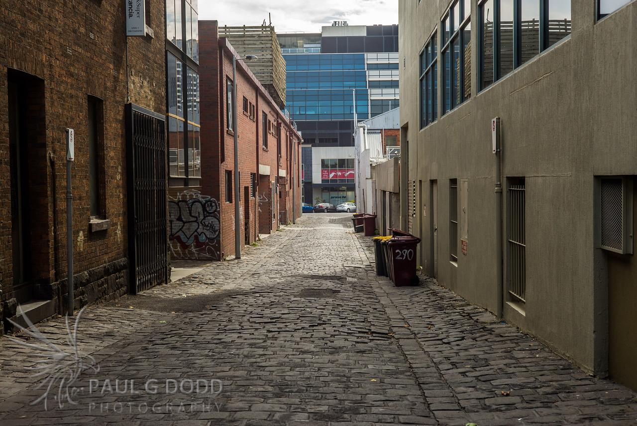 York Place (Laneway near South Melbourne Market)