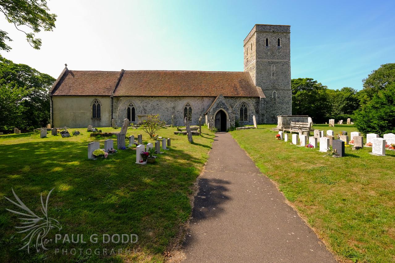 St Mary Magdalene, Monkton (13th century)