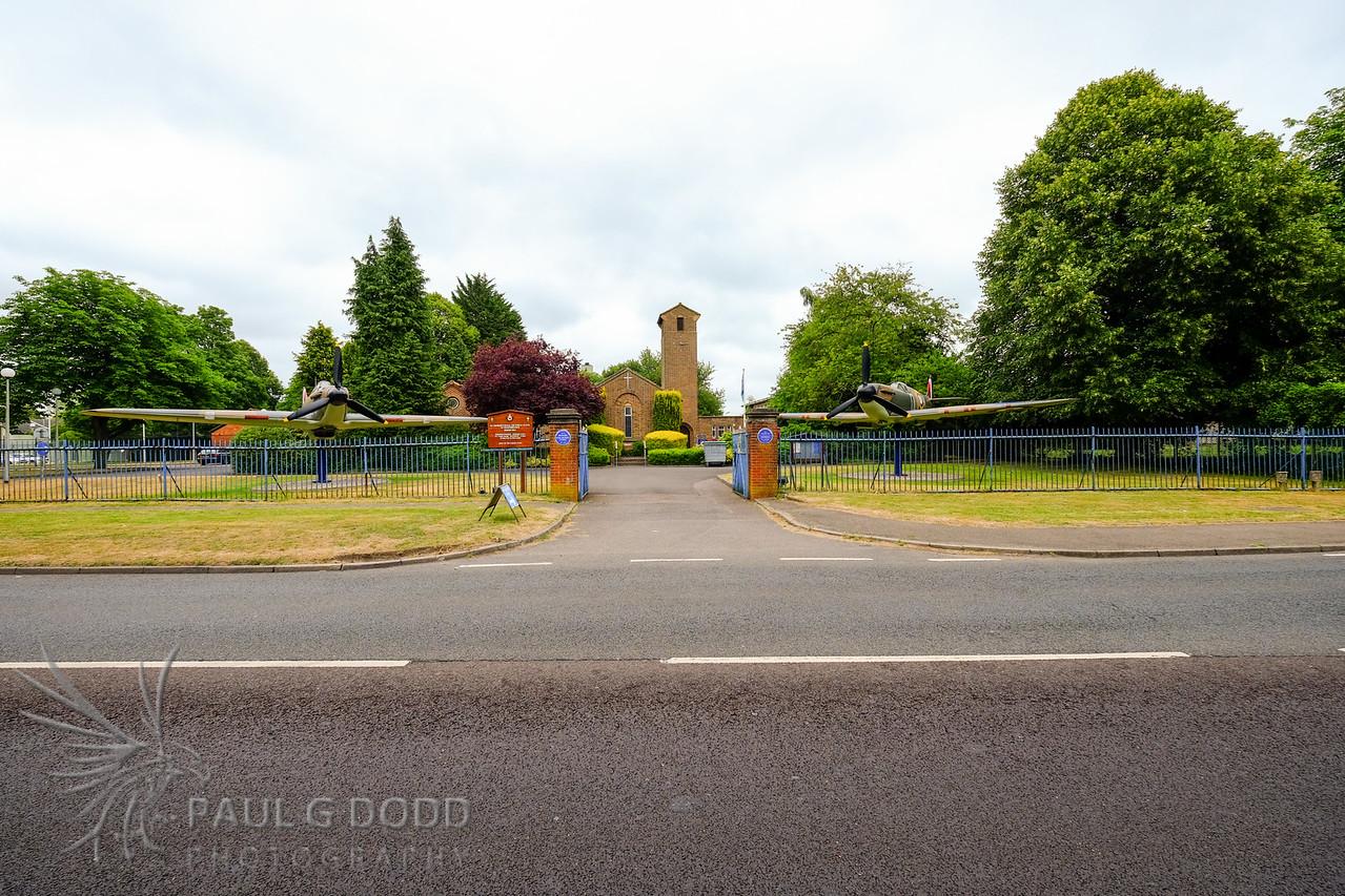 RAF Chapel, Biggin Hill
