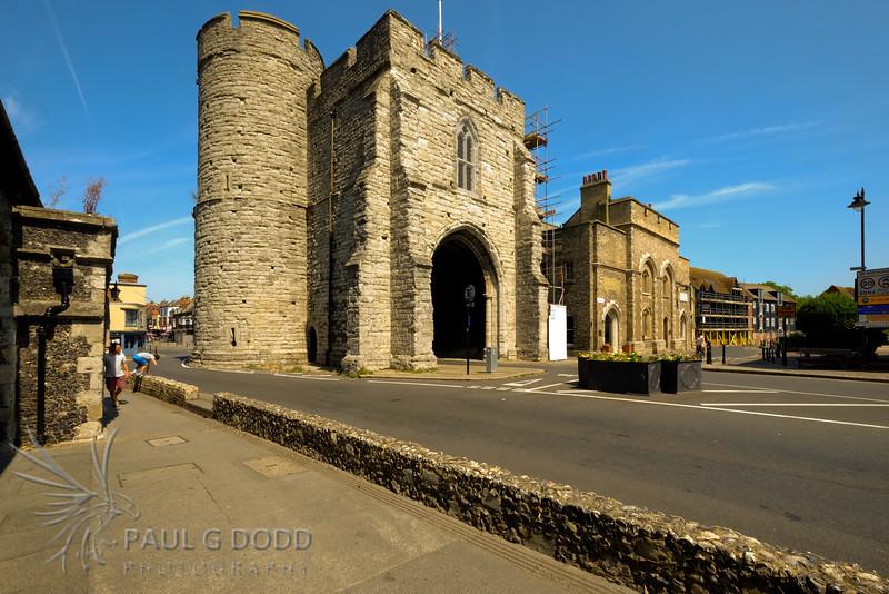 Westgate Towers, Canterbury