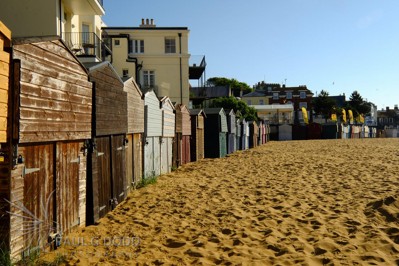 Broadstairs waterfront