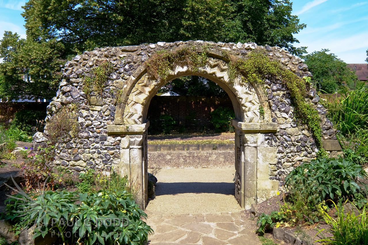 Westgate Gardens, Canterbury