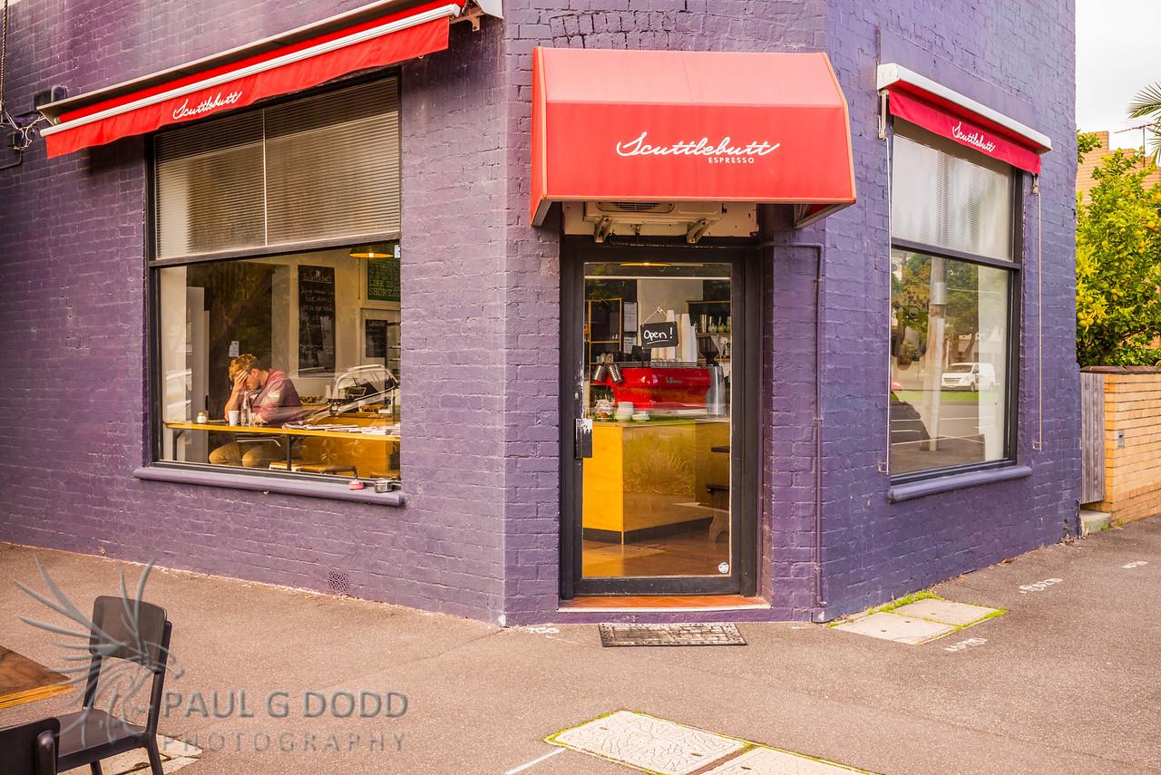 Scuttlebutt Café