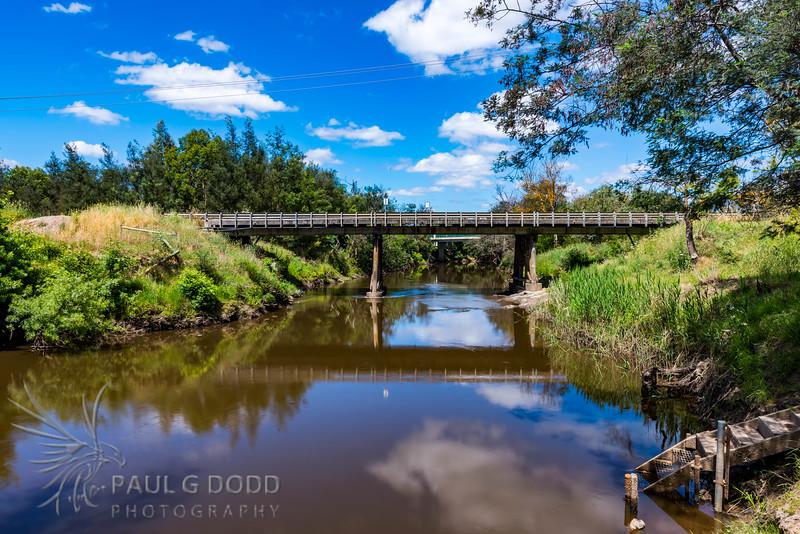 Old Melba Highway Bridge