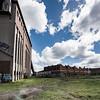 Abandoned Bradmill denim factory