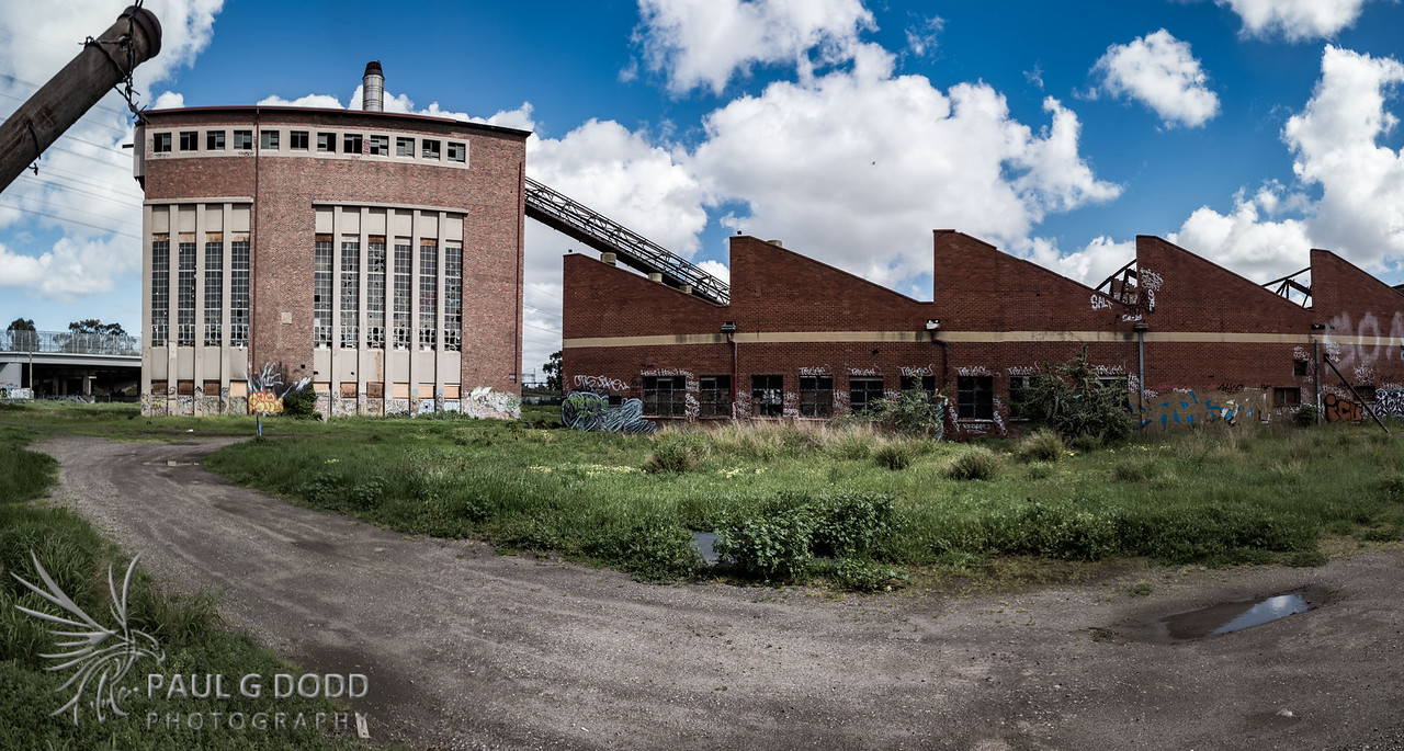 Abandoned Brickworks