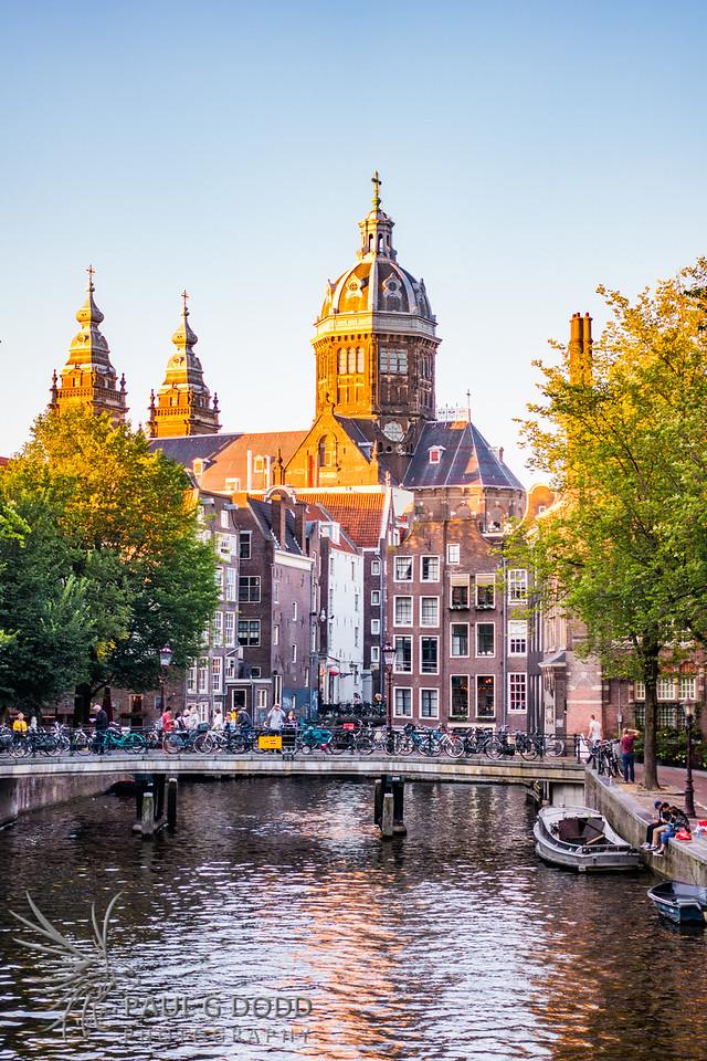 Basiliek van de Heilige Nicolaas (Basilica of St Nicholas), Amsterdam