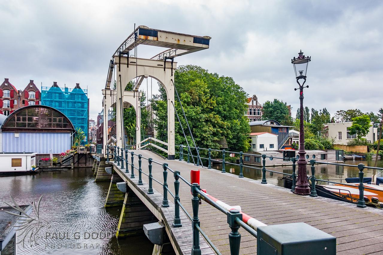Sloterdijkerbrug (Sloterdijker Bridge)