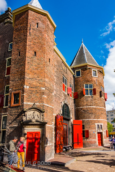 Weigh House (Waag), Amsterdam