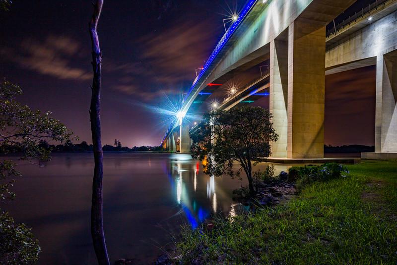 Gateway (Sir Leo Hielscher) Bridges