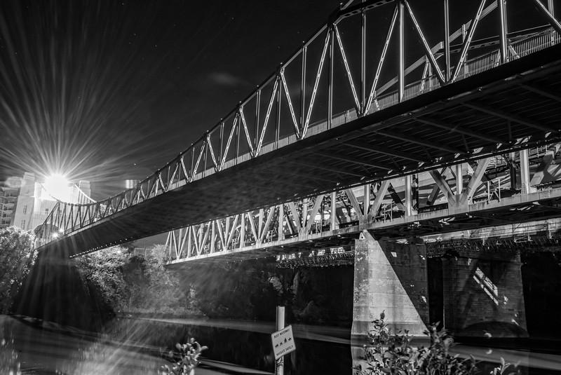 Walter Taylor Bridge, Indooroopilly Railway Bridge