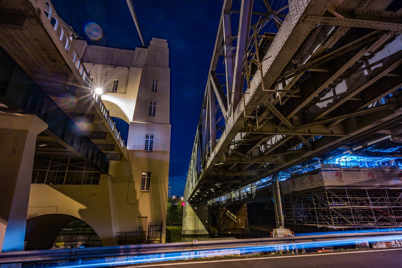 Walter Taylor Bridge, Indooroopilly Railway Bridge, Albert Bridge