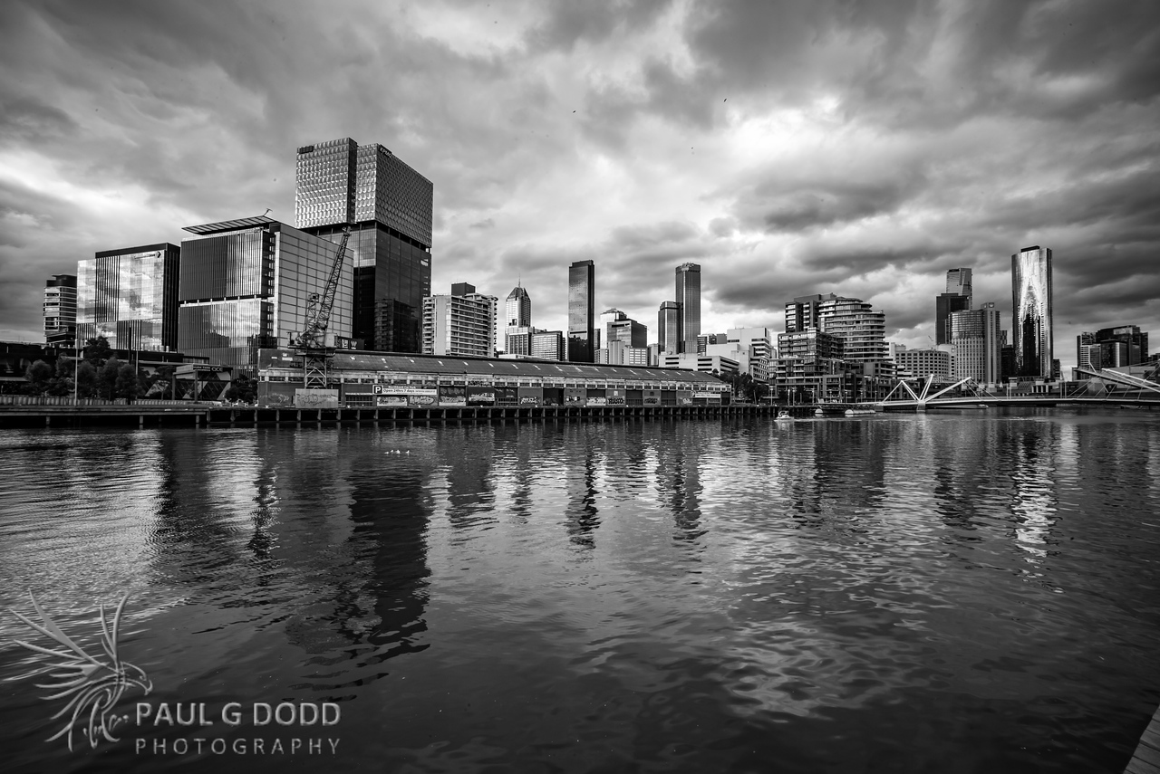 North Wharf, Docklands
