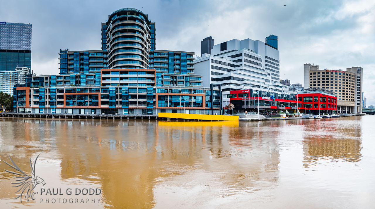 Flinders Wharf, Docklands