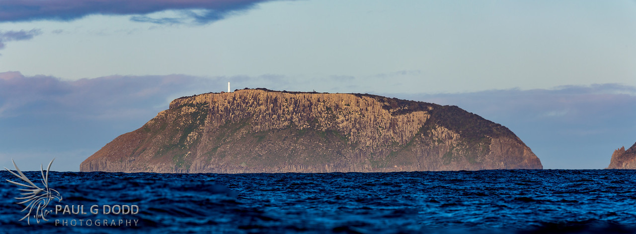 Tasman Island and Lighthouse