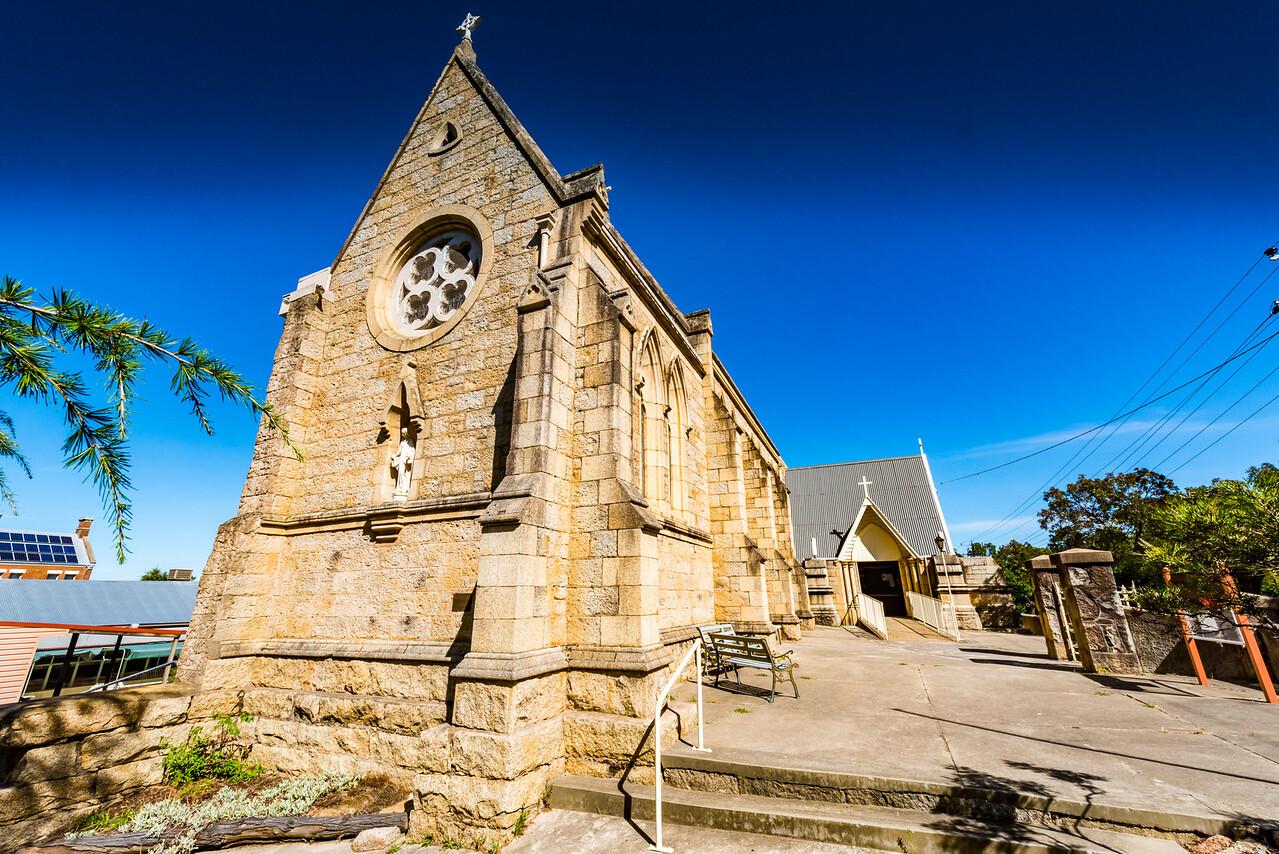 St Joseph's Catholic Church, Beechworth