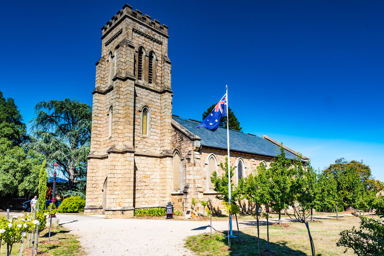 Christ Church, Beechworth