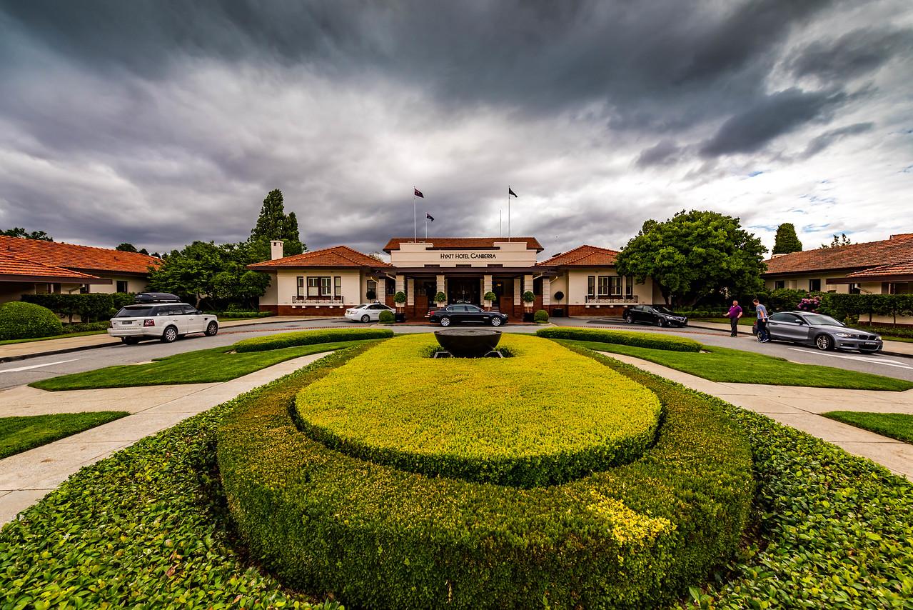 Park Hyatt, Canberra