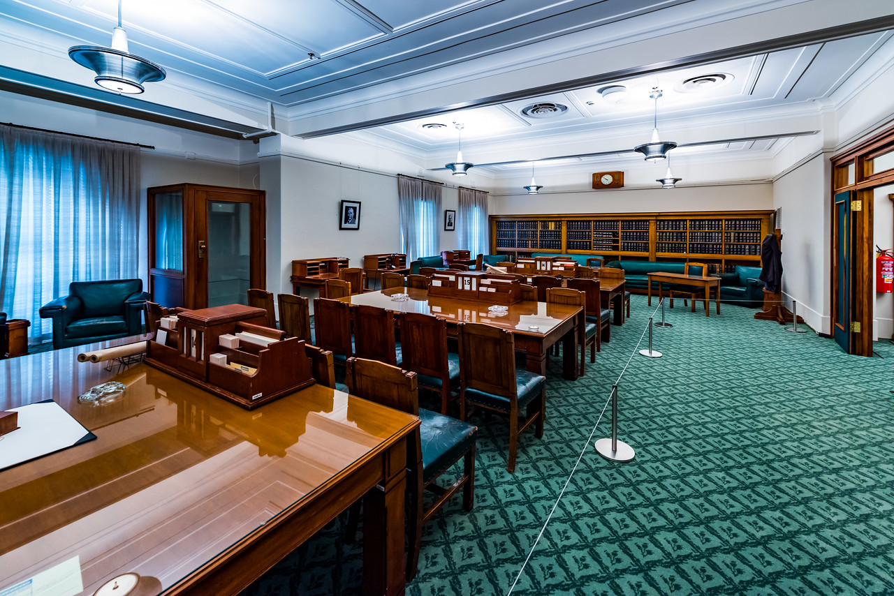 Government Party Room, Old Parliament House, Canberra