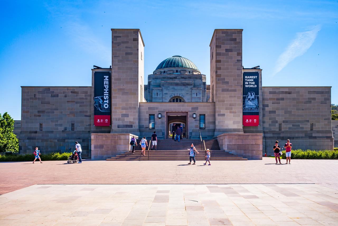 Australian War Memorial, Canberra