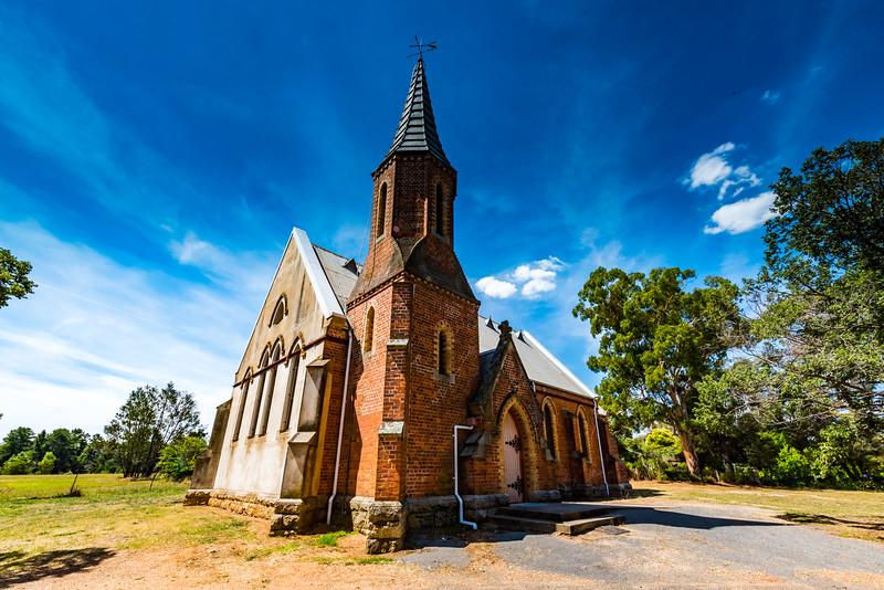St Paul's Anglican Church, Chiltern
