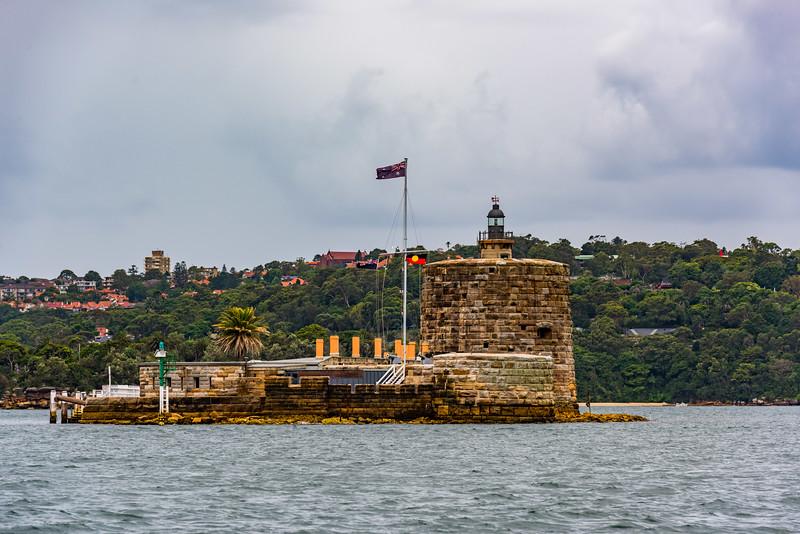 Fort Denison Lighthouse