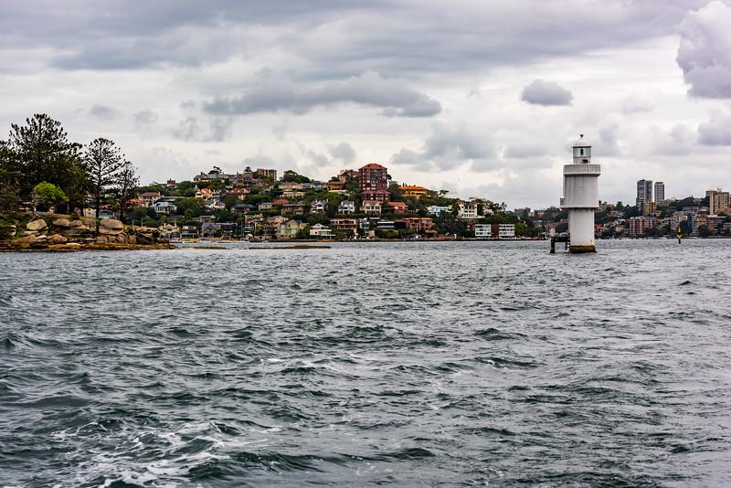 Shark Island Light