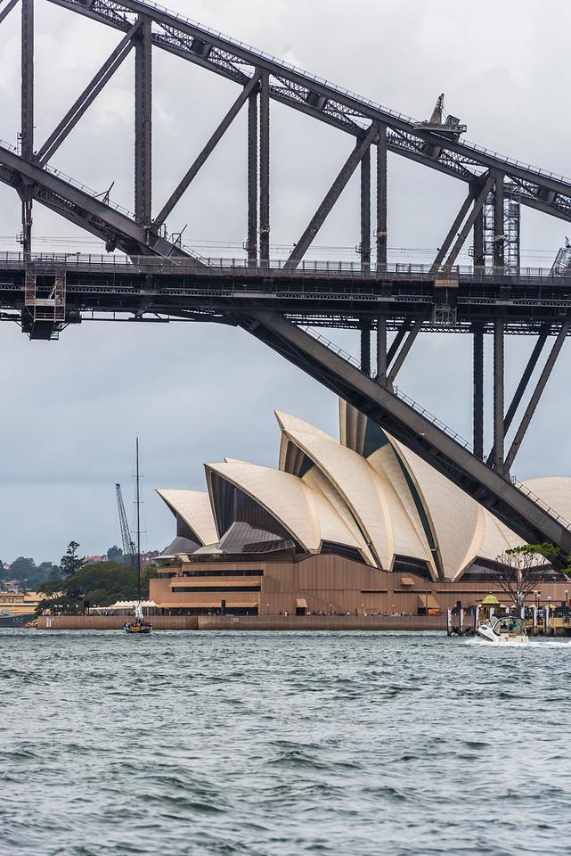 Sydney Harbour Bridge, Sydney Opera House