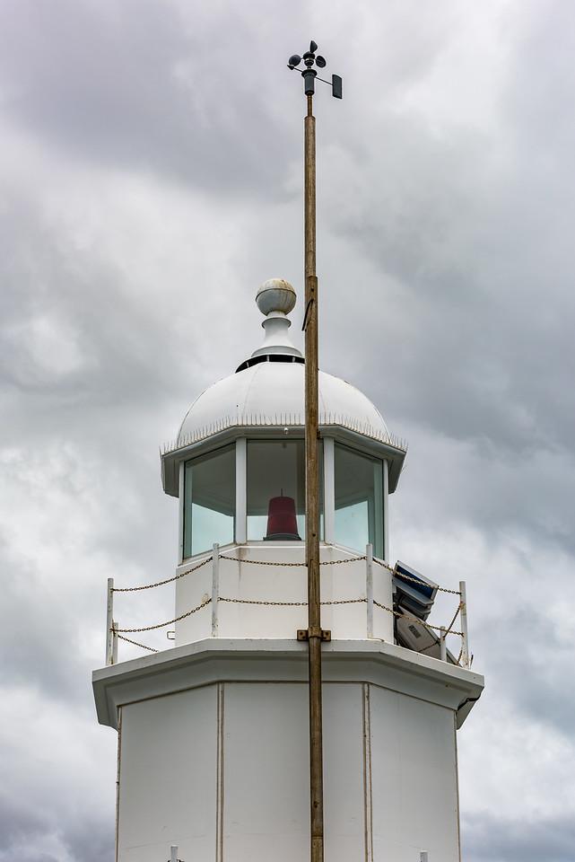 Western Channel Pile Light