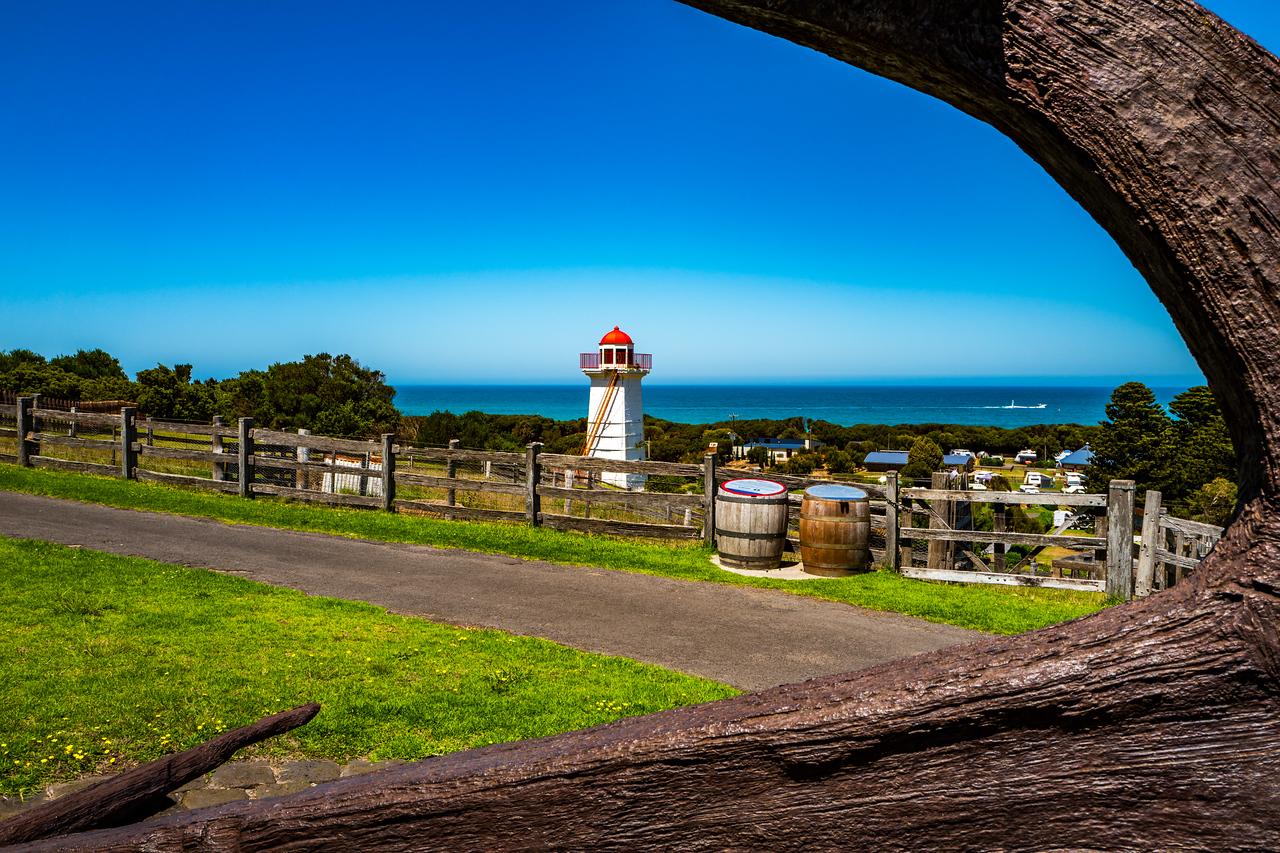 Lady Bay Lower Lighthouse