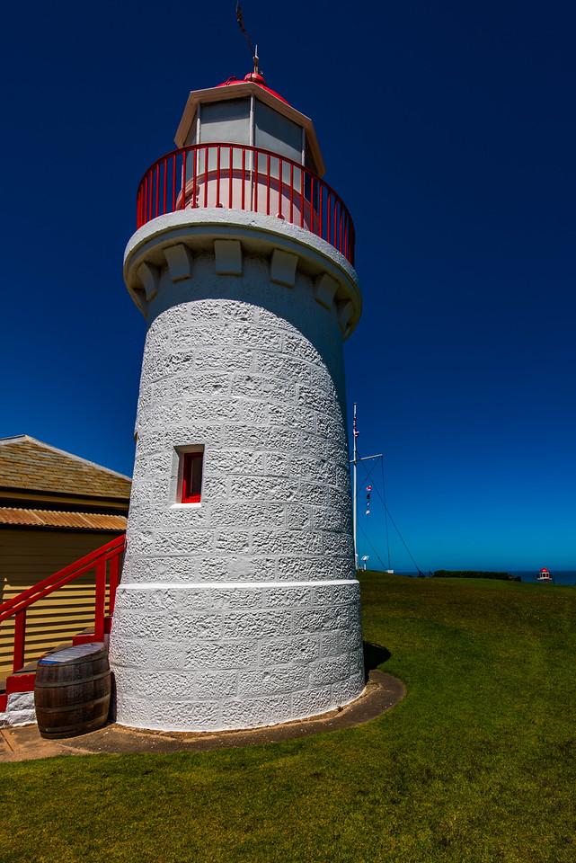 Lady Bay Upper Lighthouse